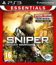 Sniper: Ghost Warrior - Special Edition - Essentials (PS3) *NEW & SEALED*