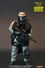 "Mini Times 1/6 Scale 12"" US Socom Navy Seal UDT Figure AGA Mask Version M002"