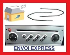 Pinces d'extraction cles extraction pour autoradio renault modus