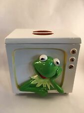 Kermit the Frog On TV Sigma Tastesetters Cookie Jar
