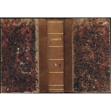 MŽmoires de STERNE et Vie et Opinions de TRISTRAM SHANDY Firmin DIDOT 1828-1829