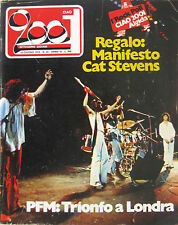 CIAO 2001 24 1974 PFM Rick Wakeman Grand Funk Joan Baez Bill Wyman Don Cherry