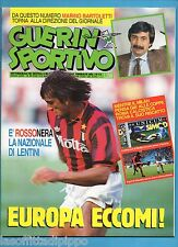 GUERIN SPORTIVO-1993 n.9- LENTINI-BALBO-ALESSIO -NO FILM