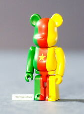 Bearbrick Series 25 Medicom FLAG Cameroon 9.37 % Rarity