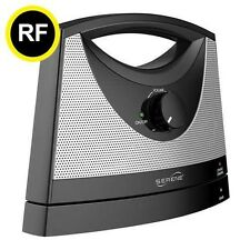SERENE INNOVATIONS  TV-SB PORTABLE WIRELESS TV AMPLIFIER SPEAKER SYSTEM-100 FT.