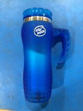 Tumbler with Intel logo, Blue