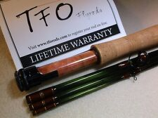 Temple Fork Outfitters BVK TFO 9' 5 weight Fly Rod Custom Built for You