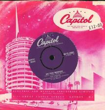 "The Cheers(7"" Vinyl)Que Pasa Muchacha / Heaven On Earth-Capitol-CL 1460-Ex/VG+"