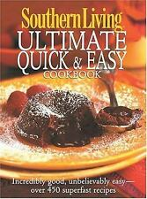 Southern Living Ultimate Quick and Easy Cookbook.  450 Recipes.  NEW.