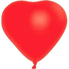 """Red Heart 6 12"""" Latex Balloons Party Valentine's Day Anniversary"""