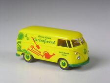 TOP: Wiking Sondermodell VW T1 Kasten gelb der kleine Gartenfreund