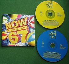 Now That's What I Call Music 67 Mika Amy Winehouse Beyonce Snow Patrol + 2 x CD