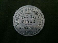 Nice Michgan North Dakota trade token ND