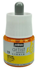 Pebeo Artist Acrylics Liquid Drawing & Airbrush Ink 45ml | Full Range of Colours