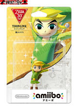 Toon Link Amiibo Zelda 30th Anniversary Wii U & New 3DS Japan