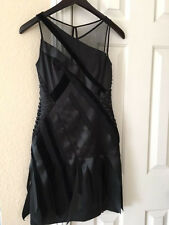 Karen Millen Dress Black Size 2 NWT new years eve party dres