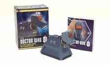 Doctor Who K-9 Light-and-Sound Figurine and Illustrated Book, Running Press, Goo