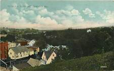 New Hampshire, NH, Tilton, North-East from Arch Hill Early Postcard