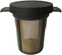 QCK Filter Coffee and Tea Maker for Fresh Ground Coffee Beans or Lose Tea Leaves
