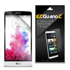 2X EZguardz LCD Screen Protector Skin Shield HD 2X For LG G3 Mini (Ultra Clear)