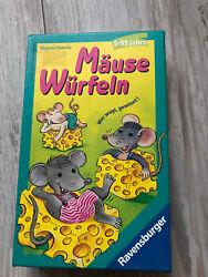 Mäuse Würfeln