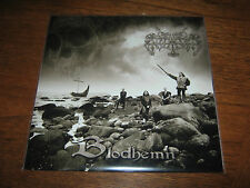 "ENSLAVED ""Blodhemn"" LP  kampfar ulver immortal"