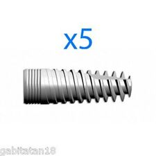 Dental Implant - 5 x T-Shark Spiral Implants ( SPI ) type internal hex system