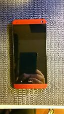 HTC  One M7 - 64GB - Rot (Ohne Simlock) Smartphone defekt Softwareproblem