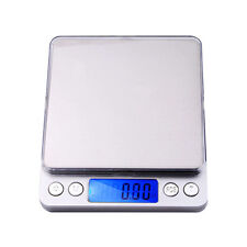 2000g 0.1g Precision Digital Scale Electronic Pocket Jewelry Weight Gram Balance