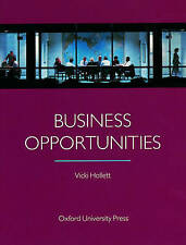 Business Opportunities: Student's Book by Vicki Hollett (Paperback, 1994)