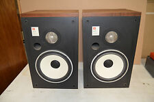 Vintage! JBL L56 Stereo 2-Way Speakers with BRAND NEW FOAM