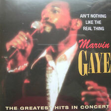 Marvin Gaye - Ain't Nothing Like the Real Thing (CD) .. FREE UK P+P ............