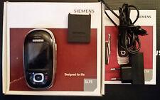 Siemens SL75 - Black Mobile Phone