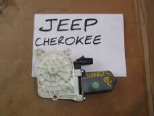 2010 JEEP CHEROKEE LIMITED 2.8 DIESEL MANUAL REAR LEFT WINDOW MOTOR