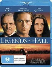 LEGENDS OF THE FALL (Brad Pitt)   - Blu Ray - Sealed Region B for UK