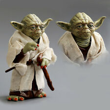 Movie Anime Star Wars Master Yoda Master Jedi 1/6 PVC figure Statue 12cm No Box