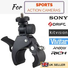 Bike Handlebar Mount for Sports Action Camera F21 F21 5MP MEEE GOU MEE+5 +3