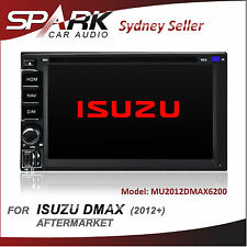 SP AFTERMARKET ISUZU D MAX D-MAX 2012+ GPS DVD SAT NAV IPOD BLUETOOTH NAVIGATION