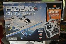 Horizon Hobby Phoenix R/C Professional Flight Simulation Spektrum Transmitter -