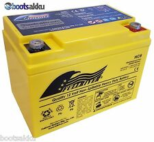 FULLRIVER hc8 AGM Batteria 12v 8ah come Hawker SBS 8 & ODYSSEY PC 310