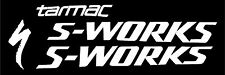 S-WORK TARMAC SWORK SPECIALIZED DECAL STICKERS VINYL BIKE FREE SHIPPING