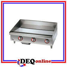 """Star 536CHSF Star-Max Chrome Electric Griddle 36"""" Wide Griddle"""
