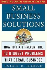 Small Business Solutions : How to Fix and Prevent the 13 Biggest Problems That