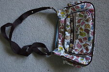 Nice Light  Tokidoki for Le SportSac Floral cross body messager bag