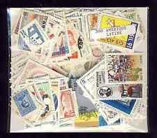 Amérique Latine 300 timbres différents oblitérés tous pays