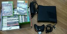 Xbox 360 4Gb(+250Gb) with games