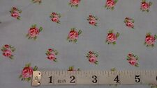 Stof Quilters Basics Rose bud Fabric, fat quarters,100% cotton, STOF, 4517D
