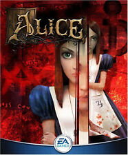 American McGee 's: Alice-PC juego versión Alemana en CD original funda Top