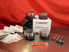 Wiseco Forged Pistons Toyota Starlet Glanza EP82 EP91 4E 5E Turbo 9:1 74.5mm