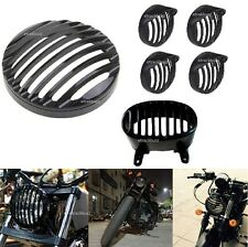 Heavy Metal Head Light + CAP Indicator Grill Tail Grill Bajaj Avenger Street 220